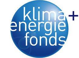 Klima- und Energiefonds // Logo